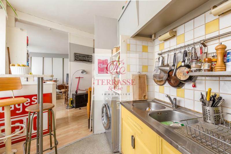 Sale apartment Paris 18ème 310000€ - Picture 7