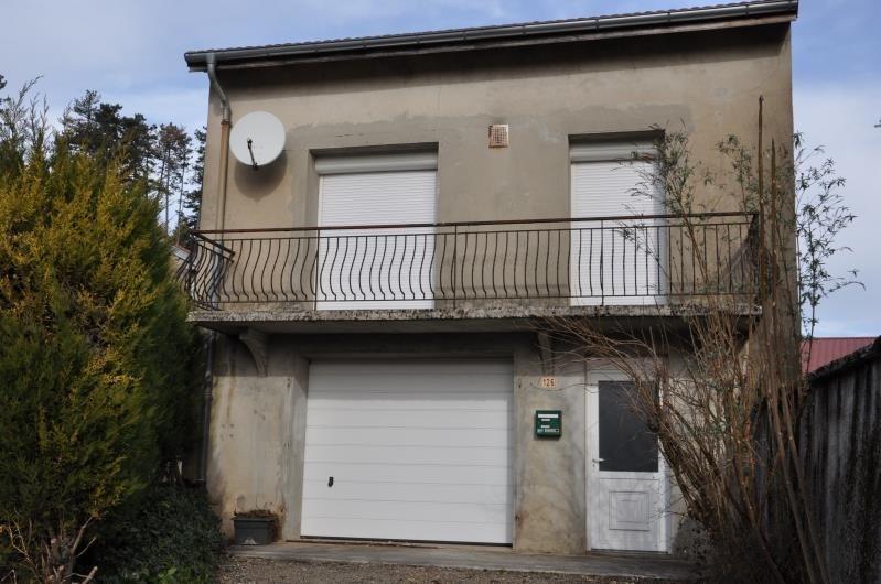 Sale house / villa Groissiat 139000€ - Picture 1