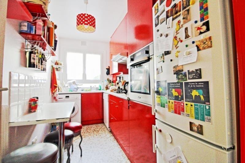 Sale apartment Paris 20ème 570000€ - Picture 2