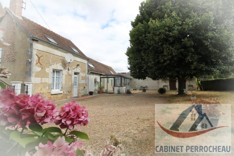 Sale house / villa La chartre sur le loir 125500€ - Picture 1