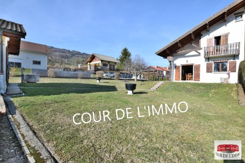 Sale house / villa Burdignin 385 000€ - Picture 1