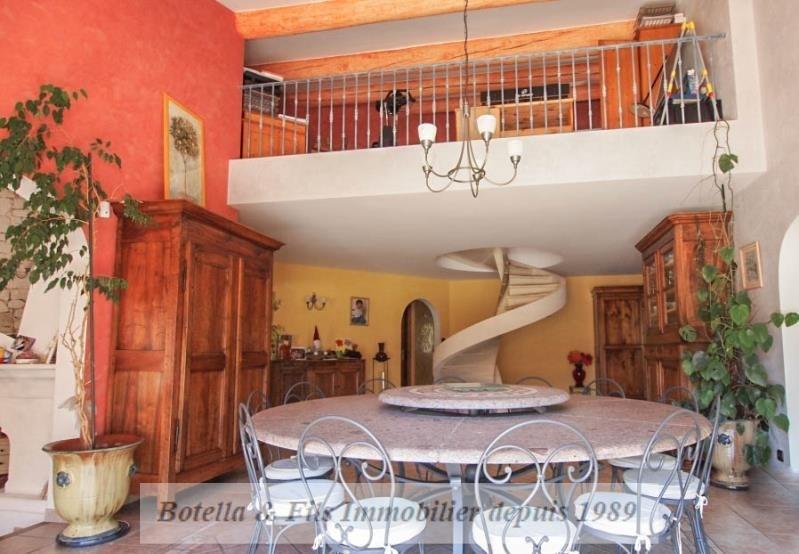 Venta de prestigio  casa Uzes 695000€ - Fotografía 6