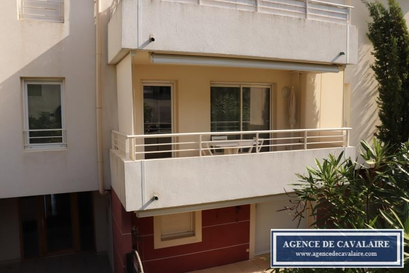 Sale apartment Cavalaire sur mer 232 000€ - Picture 2