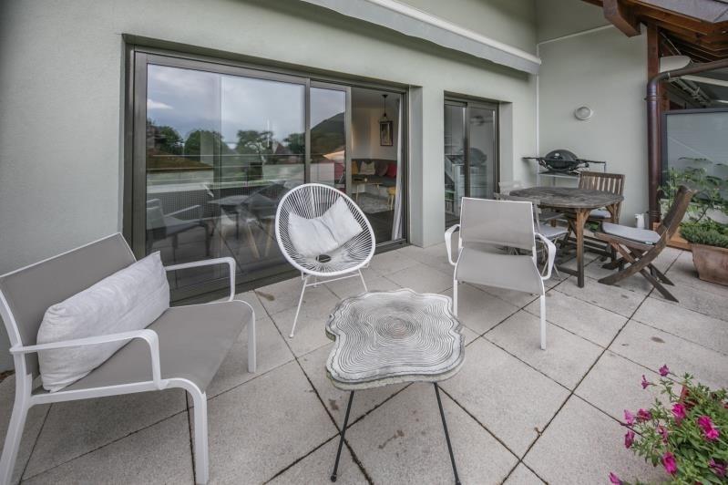 Sale apartment Annecy le vieux 588000€ - Picture 2