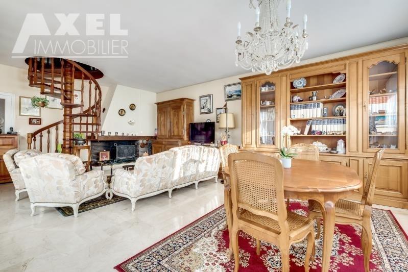 Vente maison / villa Bois d'arcy 556400€ - Photo 1