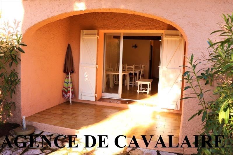 Vente appartement Cavalaire sur mer 272000€ - Photo 1