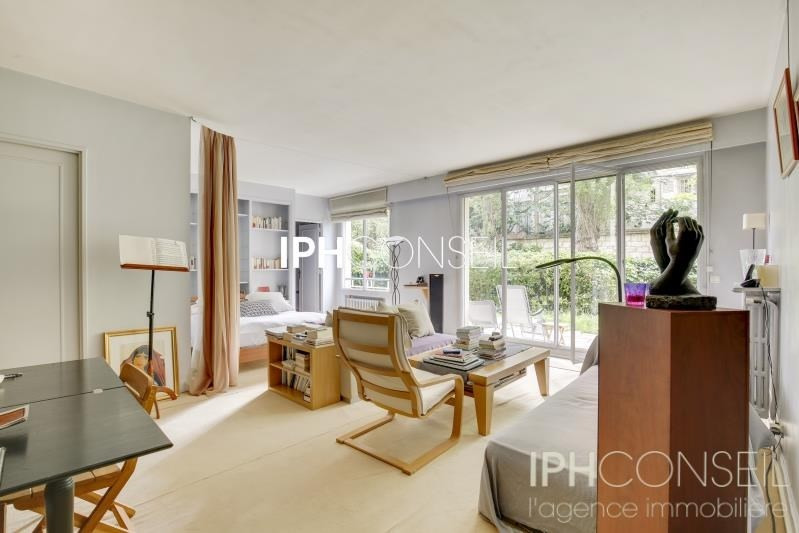Vente appartement Neuilly sur seine 970 000€ - Photo 1