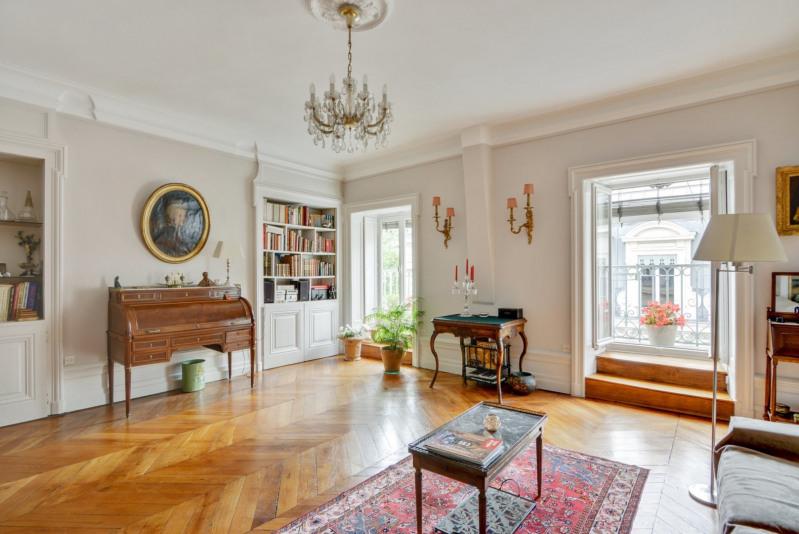 Vente de prestige appartement Lyon 6ème 898000€ - Photo 2
