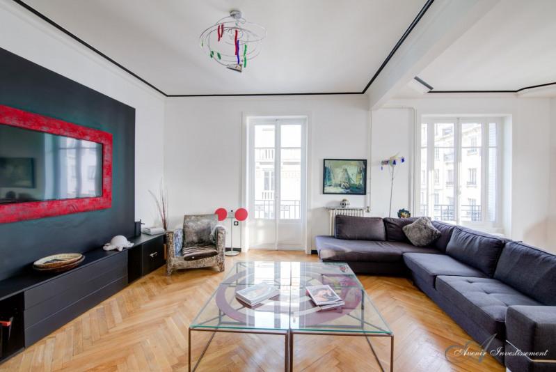 Deluxe sale apartment Lyon 6ème 799000€ - Picture 2