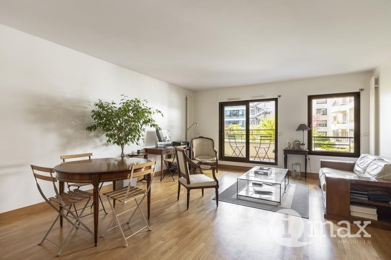 Deluxe sale apartment Levallois 1 230 000€ - Picture 2