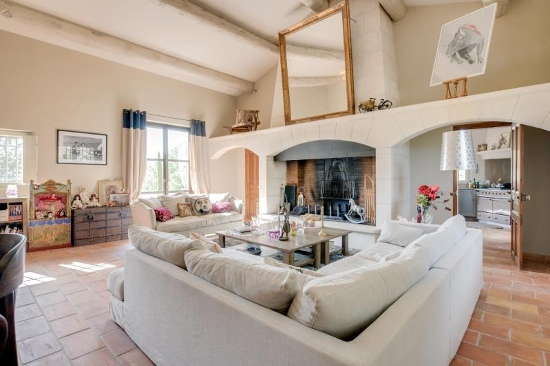 Verkauf von luxusobjekt haus Les baux de provence 2288000€ - Fotografie 4