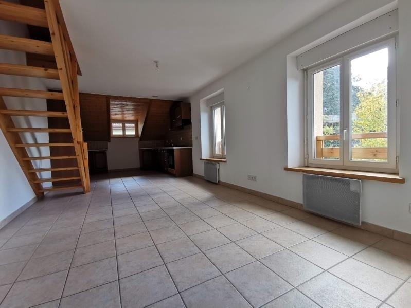 Produit d'investissement appartement Cluses 115000€ - Photo 1