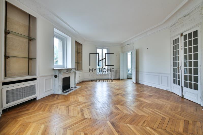 Immobile residenziali di prestigio appartamento Paris 8ème 2290000€ - Fotografia 3