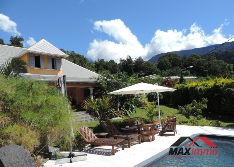 Vente maison / villa Salazie 374400€ - Photo 1