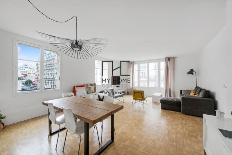 Venta de prestigio  apartamento Paris 17ème 1395000€ - Fotografía 3
