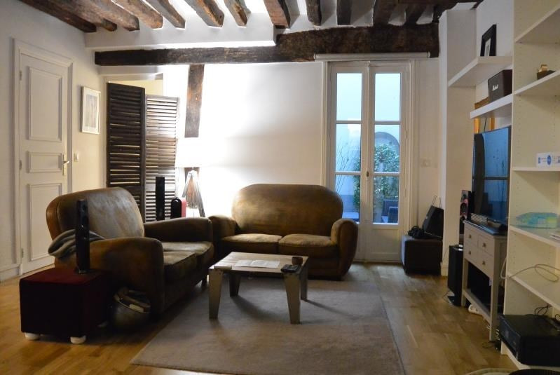 Sale apartment Paris 1er 649000€ - Picture 3