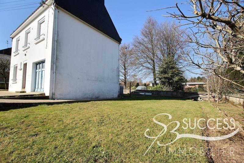 Revenda casa Inzinzac lochrist 132350€ - Fotografia 7