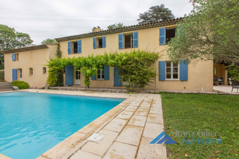 Immobile residenziali di prestigio casa Aix-en-provence 1390000€ - Fotografia 2