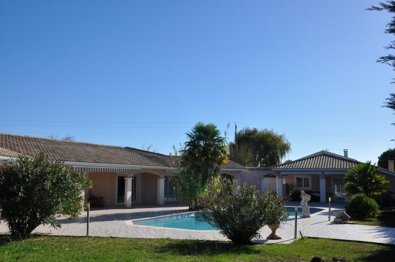 Sale house / villa St andre de cubzac 535000€ - Picture 1