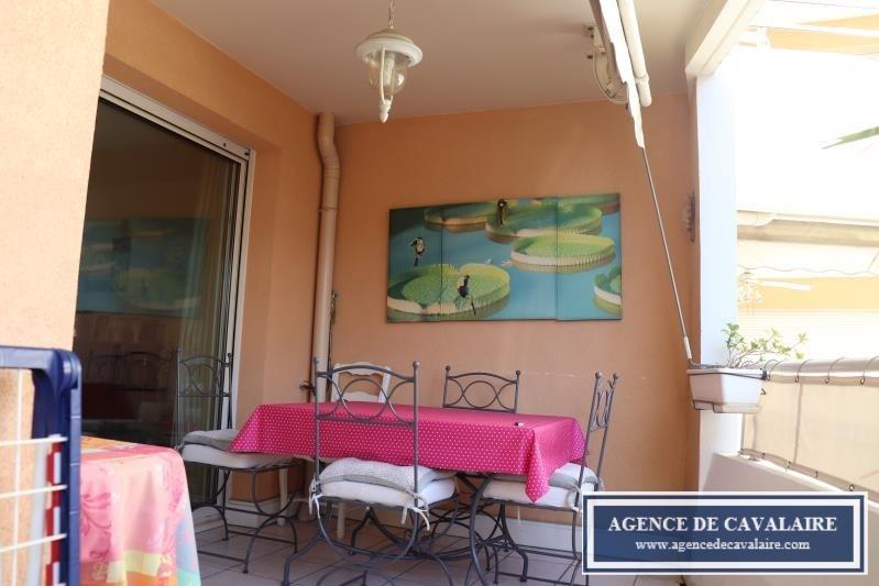 Sale apartment Cavalaire sur mer 289000€ - Picture 1