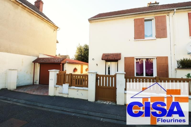 Vente maison / villa Villers st paul 131 000€ - Photo 2