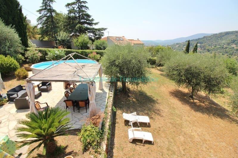 Vente de prestige maison / villa Grasse 599000€ - Photo 5