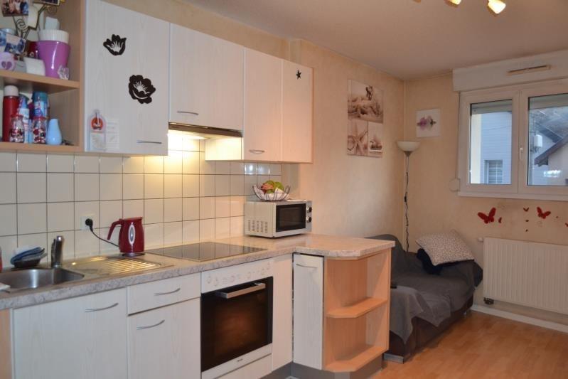 Vente appartement Ingersheim 85000€ - Photo 2