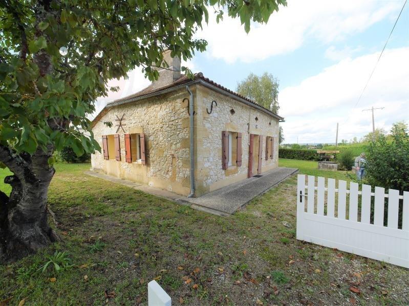 Sale house / villa Lamonzie saint martin 93000€ - Picture 1