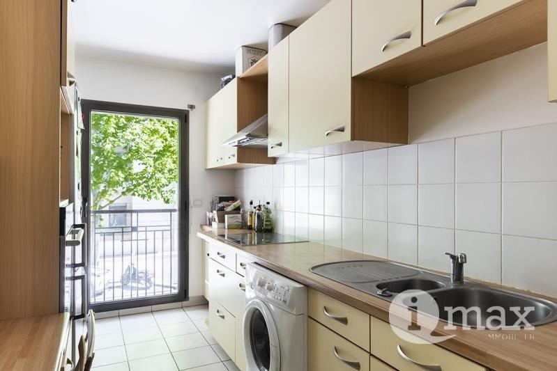 Deluxe sale apartment Levallois 1 230 000€ - Picture 5
