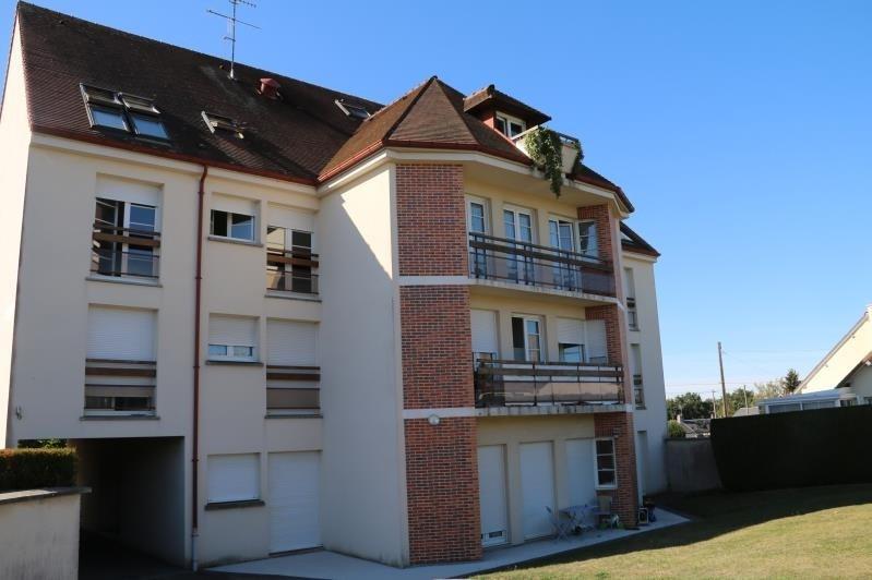 Sale apartment Conches en ouche 134000€ - Picture 1