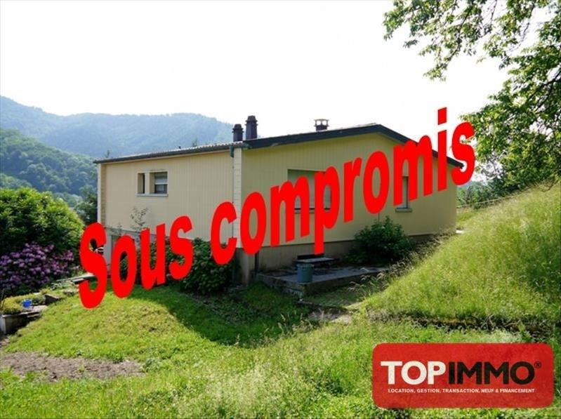 Sale house / villa Bitschwiller les thann 153000€ - Picture 1