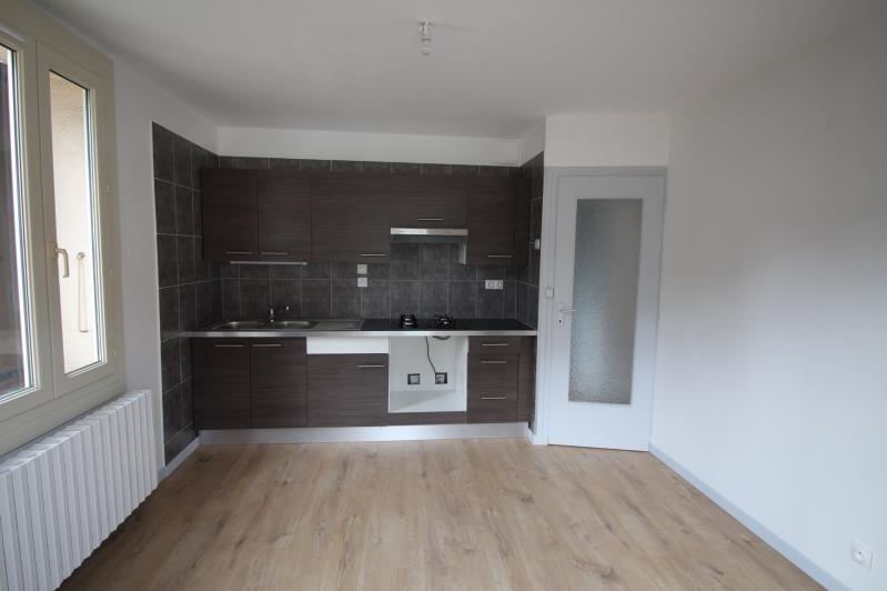 Rental apartment Chedde 548€ CC - Picture 1