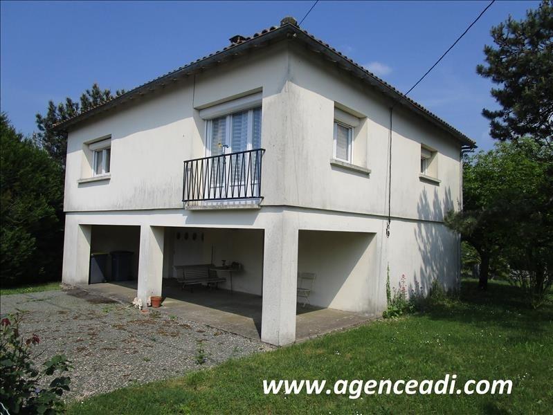 Vente maison / villa St maixent l ecole 84800€ - Photo 1