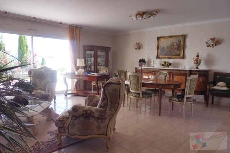 Sale house / villa Meschers sur gironde 404250€ - Picture 2