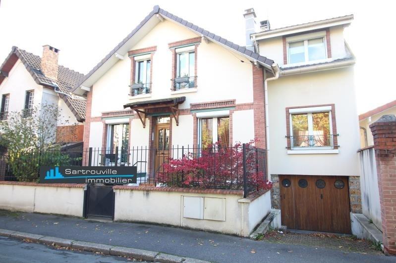 Sale house / villa Sartrouville 735000€ - Picture 1
