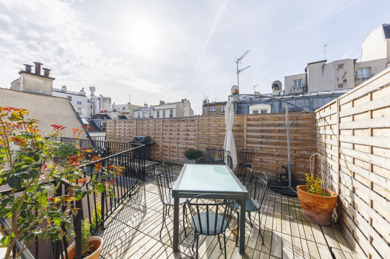 Deluxe sale apartment Paris 14ème 1 699 000€ - Picture 1