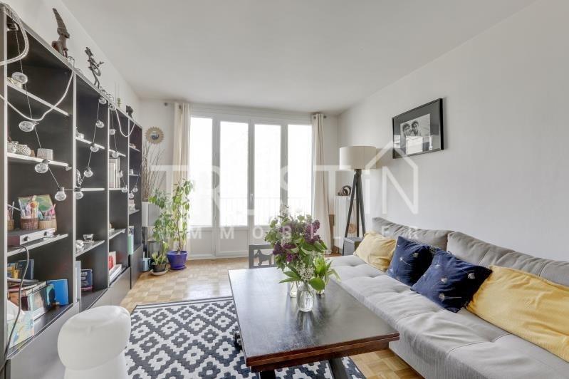 Vente appartement Paris 15ème 633000€ - Photo 2