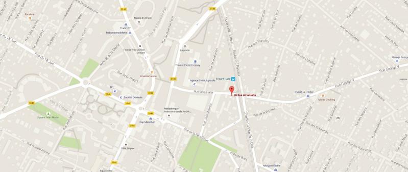 Location parking Ermont 55€ CC - Photo 3