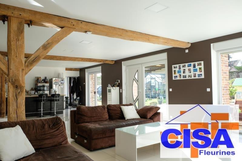 Sale house / villa Estrees st denis 315000€ - Picture 3