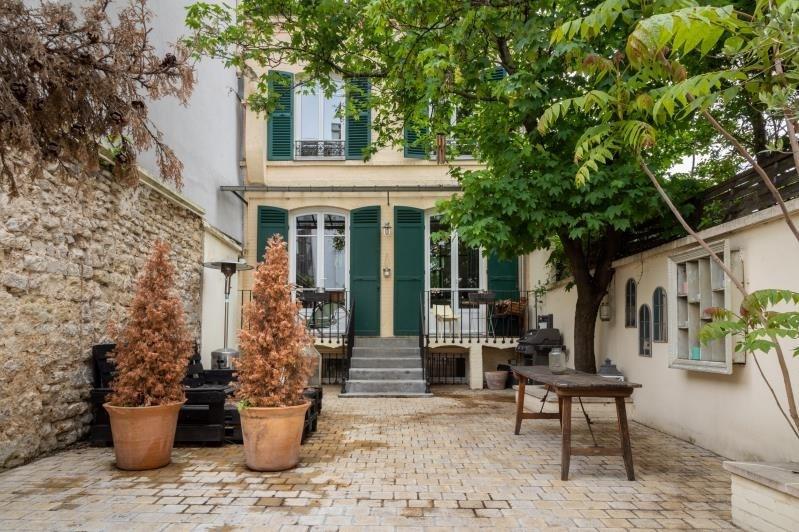 Sale house / villa Asnieres sur seine 960000€ - Picture 1