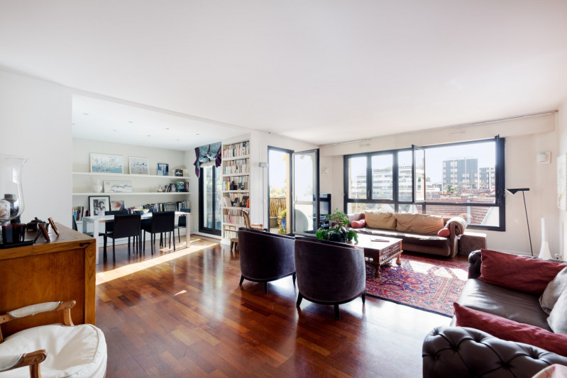 Vente de prestige appartement Suresnes 995000€ - Photo 2