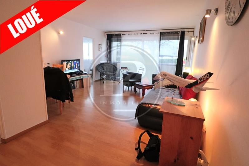 Rental apartment Le pecq 950€ CC - Picture 1