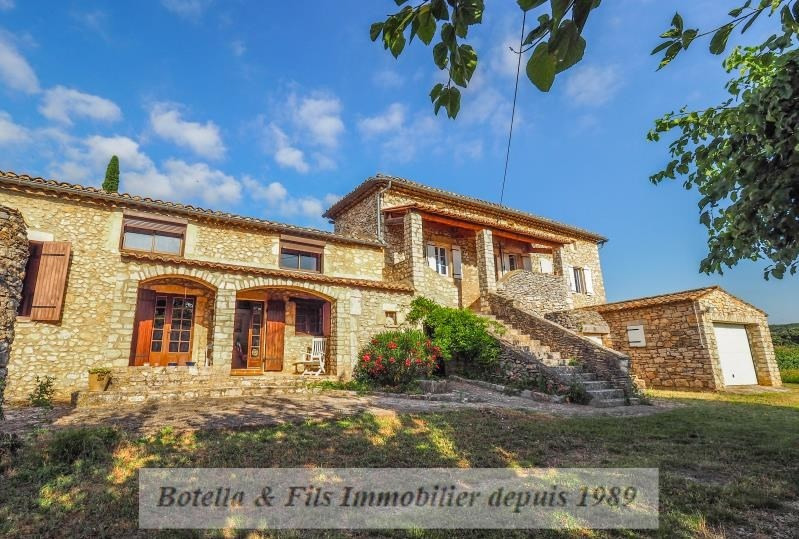 Sale house / villa Goudargues 460 000€ - Picture 15