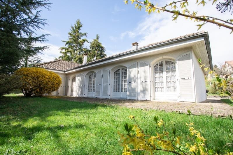 Sale house / villa Pirey 256000€ - Picture 1