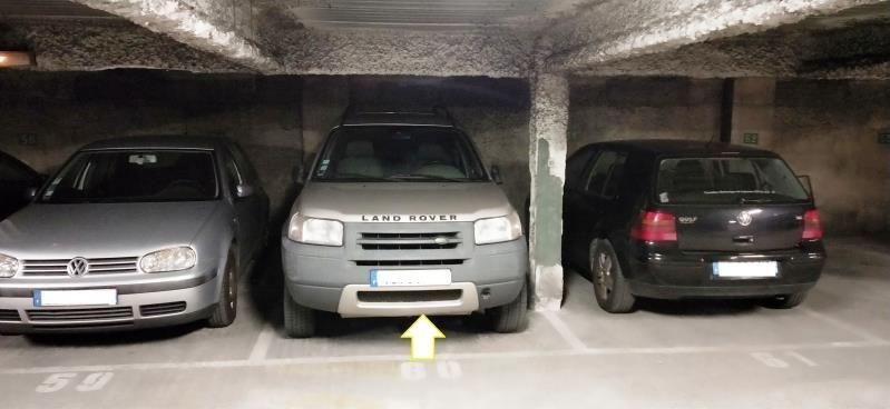Rental parking spaces Bordeaux 130€ CC - Picture 1
