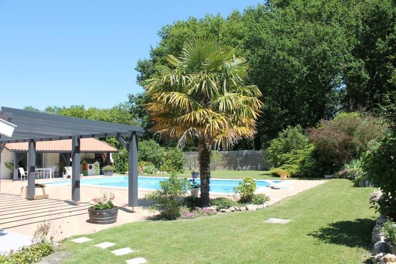 Revenda casa Langon 316900€ - Fotografia 3