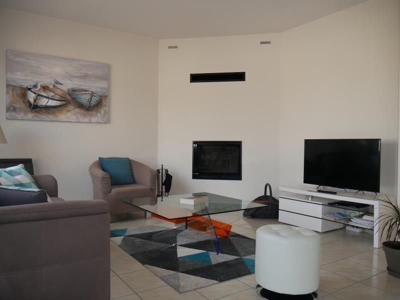 Vente maison / villa St vincent sur jard 338000€ - Photo 6