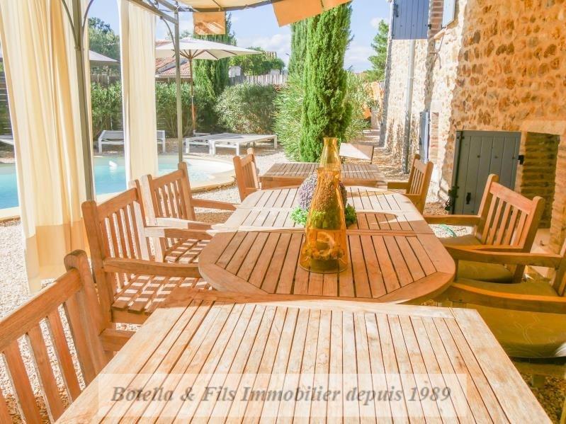 Vente de prestige maison / villa Uzes 735000€ - Photo 14