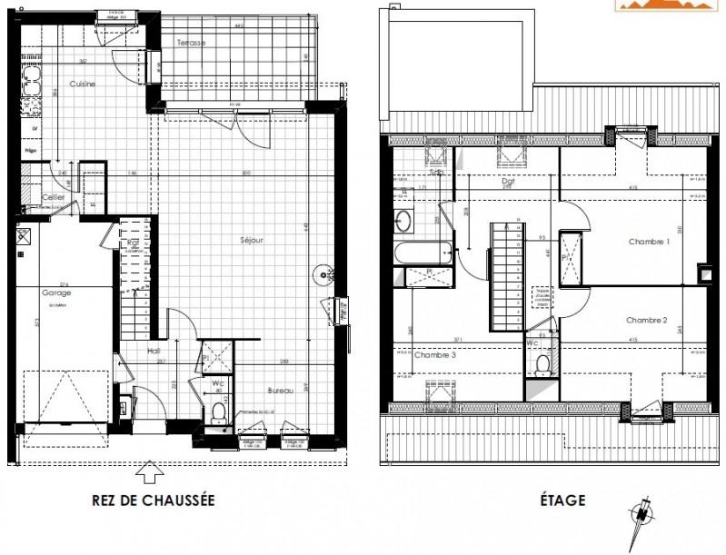 Sale house / villa Beaucamps ligny 401000€ - Picture 2