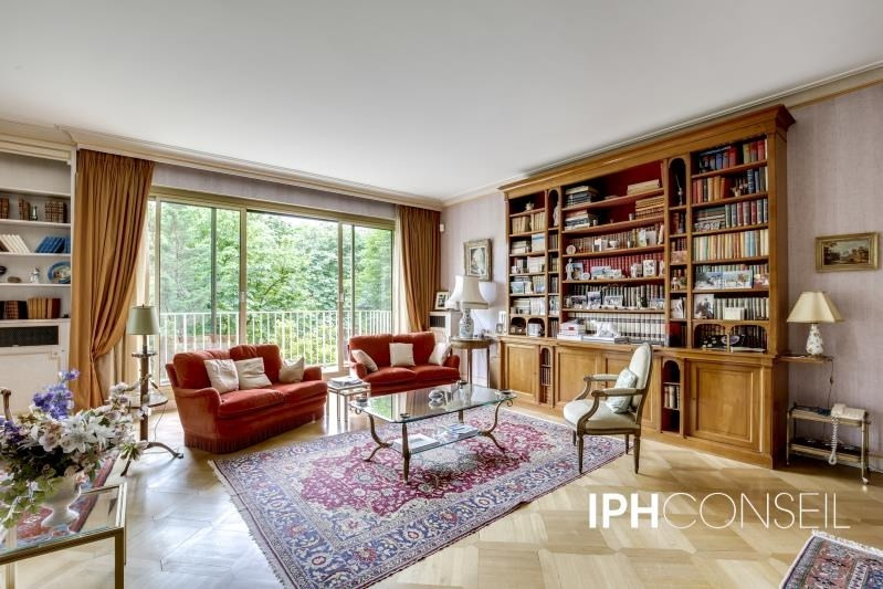 Deluxe sale apartment Neuilly-sur-seine 2 140 000€ - Picture 4